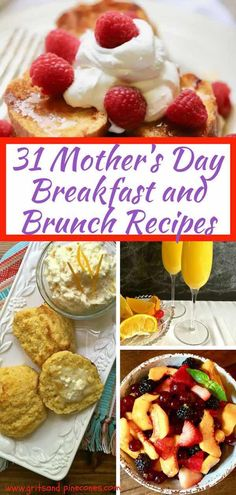 32 Mother S Day Breakfast And Brunch Recipes