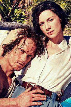 Jamie & Claire Fraser ♡