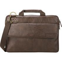 Eddie Bauer - Laptop Briefcase - Soft Brown LOVE