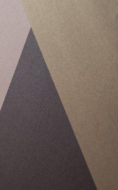 Metallics gebürstet - Farbmix Nude, Shadow, Gold