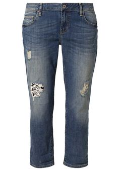 Guess BOYFRIEND Relaxed fit jeans blue
