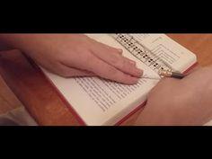 How to Book Fold ¦ Book folding art ¦ Kaboodlemum - YouTube
