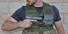 Kydex holster and G Loops