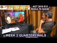 SIMON COWELL DICTATES on TYRA's DATE Behind the Scenes QUARTERFINALS 2 America's Got Talent 2018 AGT - YouTube Britain Got Talent, Simon Cowell, America's Got Talent, Behind The Scenes, Dating, In This Moment, Youtube, Quotes, Youtubers