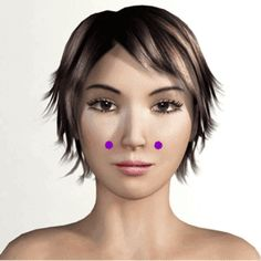 Find the best acupressure points for stuffy nose. Treat your runny/stuffy nose with these sinus pressure points for nasal congestion. Acupuncture Points, Acupressure Points, Acupressure Therapy, Facial Pressure Points, Pressure Points For Sleep, Remedies For Tooth Ache, Sinus Problems, Acupressure Treatment, Traditional Chinese Medicine