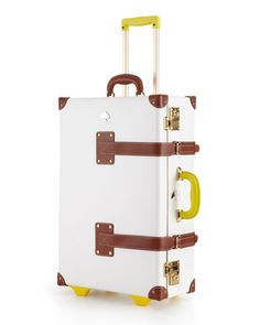 Of course Kate Spade makes adorable luggage. The interior is a super cute pattern.