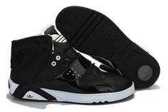 Adidas Roundhouse Mid Men Shoes Black