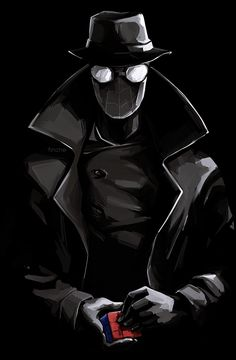 Movie Spider-Man: Into The Spider-Verse Noir Spiderman Noir, Amazing Spiderman, Spiderman Marvel, Marvel Dc Comics, Marvel Heroes, Marvel Avengers, Spider Art, Spider Verse, Marvel Universe