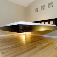 Floating Beds Glamorous Perhaps Best Known For Their Opticalillusion Floating Beds Like Design Decoration