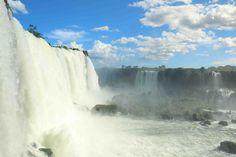 Iguassu falls,  wonderful!