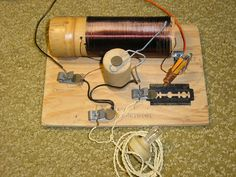 How To Build A Foxhole Radio  Radio making runs in my family. My Grandpa Charlie made his own radios in the 30s and during the war as well. In fact, in a recent email, he mentioned that they ...