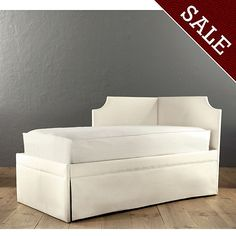 Isabella Right Corner Daybed with Trundle