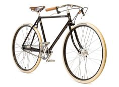 Very nice!  The reduction of the all-new GUV'NOR bicycle signifies the renaissance of our great English bicycle heritage. With the purpose and style of the indomitable Path Racer, it has an unashamed elegance in its graceful lines that delights the eyes.