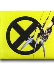 Wolverine X-Men Symbol Tyvek Mighty Wallet