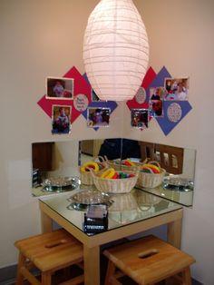 Creating Inviting Spaces - 'Added Advantage' H.E.L.P.'s