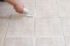 Mira cómo limpiar la union de los azulejos, Quedaras en Shock con este limpiador Hecho en Casa