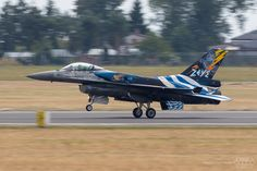 F-16C Hellenic Air Force Zeus Solo Display