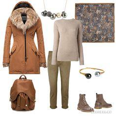 Теплая одежда для типажа Софт Классик по Кибби