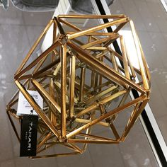 #nested #icosahedra at #homegoods by #tahari #home. #matryoshka #matrioshka…