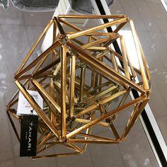 #nested #icosahedra at #homegoods by #tahari #home. #matryoshka #matrioshka…