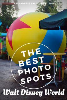 The Best Photography Spots in Walt Disney World