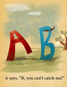 Ilustração p/ livro infantil.