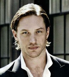 Image result for tom hardy long hair