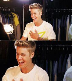 He's the reason I smile