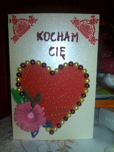 Walentynki :) quilling cards :)