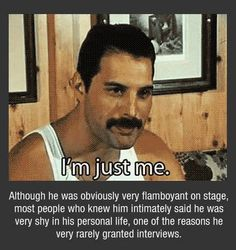 Freddie Mercury had a crazy life! 10 Fascinating Facts About The Legendary Freddie Mercury - We share because we care. A resource for sharing the latest memes, jokes and real stuff about parenting, relationships, food, and recipes Freddie Mercury Quotes, Queen Freddie Mercury, Mercury Facts, Wtf Fun Facts, Fascinating Facts, Interesting Facts, Queen Facts, Best Funny Jokes, Funny Fails