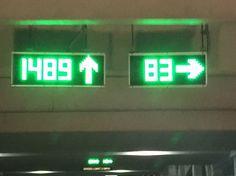 83 tonight = slower night.  #lasvegas nightly #tourism index =83 #locals.  100=slow 60=moderate  40=busy