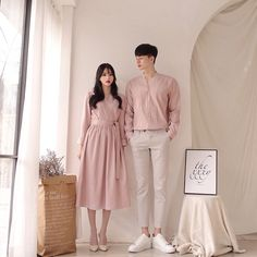 Matching Couple Outfits, Matching Couples, Cute Couples, Korean Girl Photo, Korean Couple, Couple Photography Poses, Ulzzang Couple, Couple Shirts, Couple Clothes