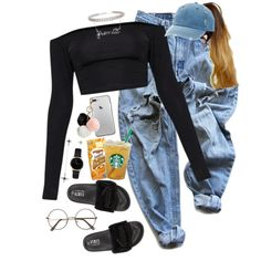 A fashion look from January 2017 featuring Levi's pants, Puma sandals y Freedom To Exist watches. Browse and shop related looks.