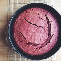 Why Cakes Crack (& How to Prevent It) by Food52
