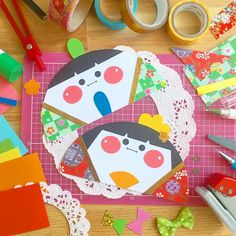 Boys Day, Girl Day, Class Decoration, Japanese Girl, Diy For Kids, Paper Crafts, Photo And Video, Instagram, Create