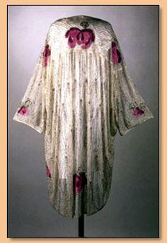 Troisquart evening jackets by Leon Bakst c.1913   From wardrobe of Bolshoi primabalerina E. Geltzer