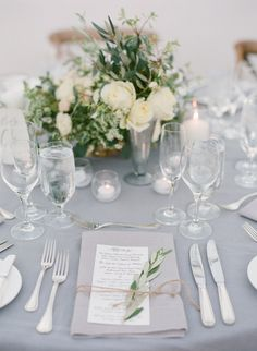 white and grey wedding table decor Winter Wedding Ideas Winter Wedding Inspiration Winter Wedding Theme Winter Wedding Styling Winter Wedding Decor Winter Wedding Ceremony Winter Wedding Reception Grey Wedding Theme, Fall Wedding, Wedding Reception, Wedding Flowers, Reception Ideas, Wedding White, Mod Wedding, Wedding Breakfast Flowers, Green Wedding