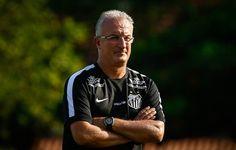 """Dorival quer usar jogo-treino no CT para """"reativar"""" elenco do Santos"""