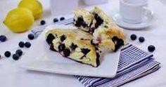 Blueberry-Lemon Scones | Serious Eats