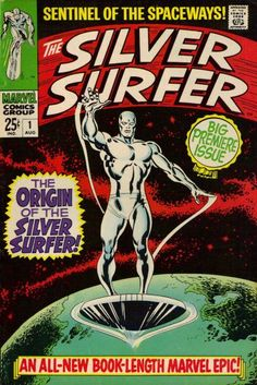 John Buscema, Silver Surfer