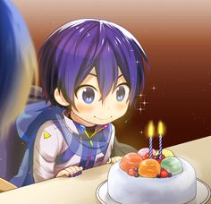 Vocaloid Kaito OMG dat is so cute Vocaloid Kaito, Kaito Shion, Vocaloid Funny, Manga Art, Anime Art, Manga Anime, Otaku, Japanese Video Games, Mikuo