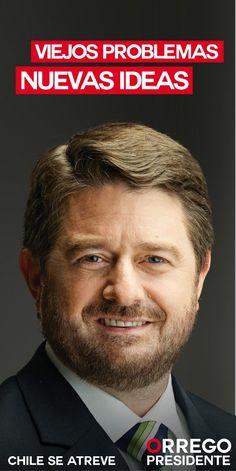 Cartel, Claudio Orrego, Cartel de Claudio Orrego para las primarias presidenciales, de la Nueva Mayoría, de Chile 2013.