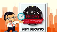 Se aproxima #BlackFriday  ⌛️⏱ #HostDime