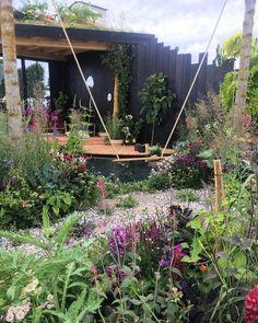 Favoritträdgården från besöket idag på Cph Garden. Rekommenderas att åka dit för de som har möjlighet - många fina utställningsträdgårdar och bra plantförsäljning! #cphgarden