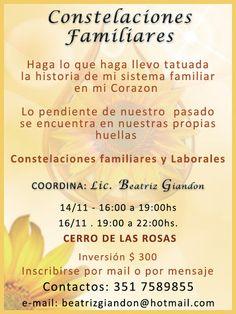 PORTAL TERAPIAS CORDOBA: Constelaciones Familiares con Lic. Beatriz Giadon ...