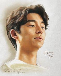 Good morning  . . #도깨비 #김고은 #공유 #이동욱 #kimgoeun #gongyoo #  #goblin #tvN #tv10 #드라마 Goblin the lonely and great god