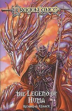 DragonLance The Legend of Huma #6 Comic cover B