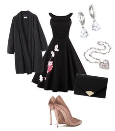 """""""Untitled #29"""" by studiohorizont-tereza-hegrova on Polyvore featuring WithChic, Toast, MICHAEL Michael Kors and Kate Spade"""
