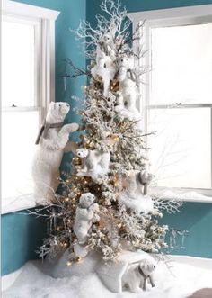 Noël: les 25 plus beaux sapins vus sur Pinterest