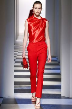 Oscar de la Renta Fall 2017 Ready-to-Wear Fashion Show